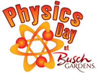 Physics Days at Busch Gardens